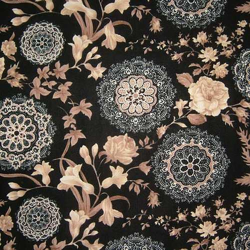 Northcott Sophisticate 51720 Col8 Quilt Fabric