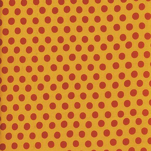 Kaffe Fassett Classics - Spot Gold GP70 GOLD Quilt Fabric