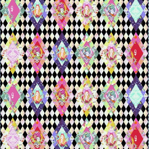 """Tula Pink """"Pawn to Queen"""" Quilt Pattern Free Download pdf"""