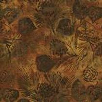 Island Batiks 111502051 Countryside Pinecones Quilt Fabric