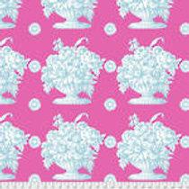 Kaffe Fassett Classics - Stone Flower PWGP173 PINKX Quilt Fabric