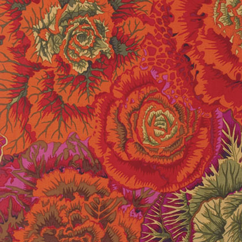 Kaffe Fassett Classics - Brassica Rust PWPJ051 RUSTX Quilt Fabric