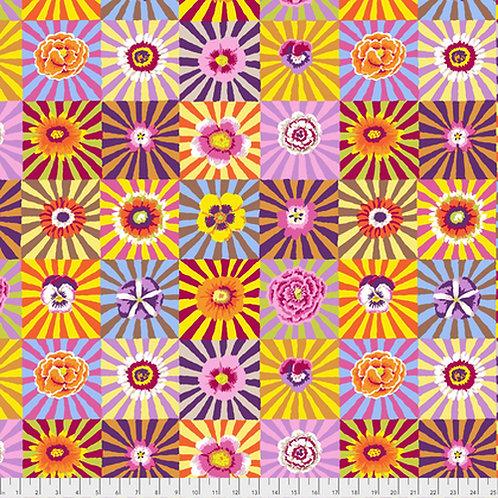 Kaffe Fassett Classics - Sunburst GP162 BRIGHT Quilt Fabric