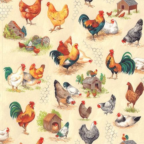 Nutex Kiwiana Chicken Talk 80080 Col1