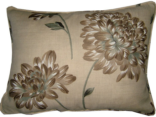 Designers Guild Imperalis Floral Linen Oblong Cushion Cover