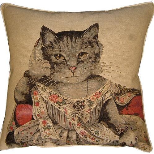 Susan Herbert Jayne Tapestry Cushion Cover