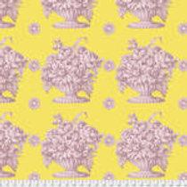 Kaffe Fassett Classics - Stone Flower PWGP173 YELLO Quilt Fabric