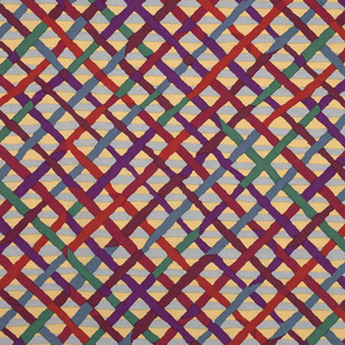 Kaffe Fassett Classics - Mad Plaid Curry PWBM037 CURRY Quilt Fabric
