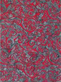 Batik Textiles Waters Edge Collection 3932 Quilt Fabric