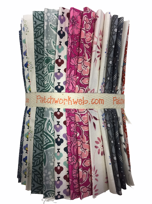"""**SPECIAL** Liberty Floral Designer Roll - 25 x 5"""" x WOF"""