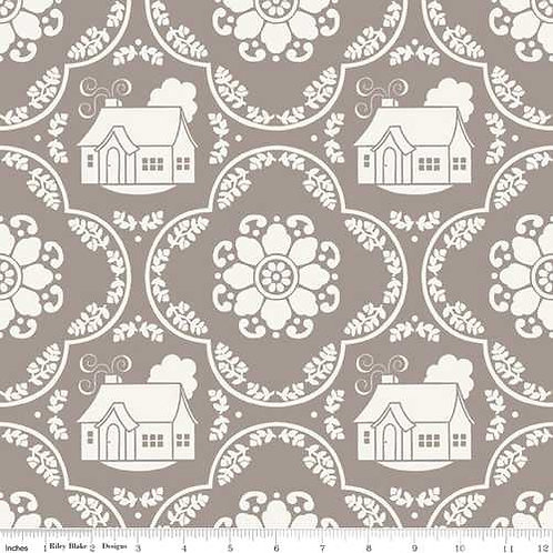 Riley Blake Daisy Cottage Col 2 Quilt Fabric
