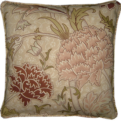 William Morris Cray Pinks Cushion Cover