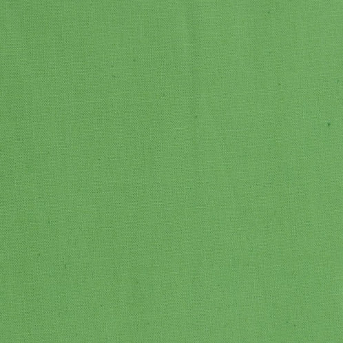 Lime Green Homespun Cotton Quilt Fabric