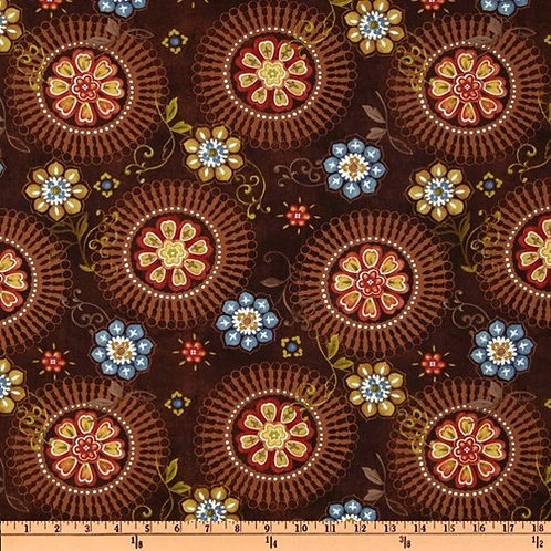 Fluttering Wings Colourful Things 42326-235W Quilt Fabric