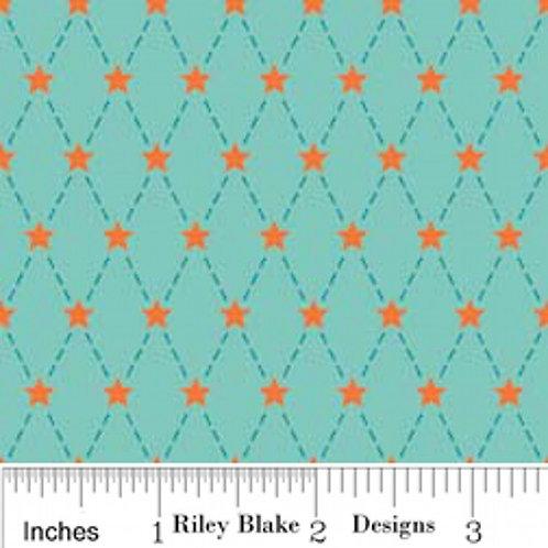 Riley Blake Alphabet Soup Col07 Quilt Fabric