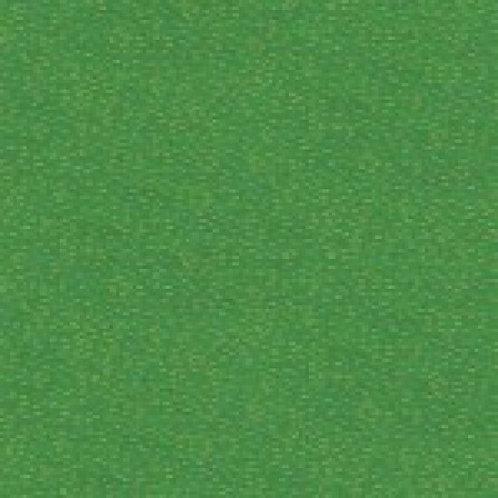 Makower Metallic Christmas Green & Gold Blender Quilt Fabric