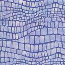 Island Batiks 6115300200 Jewels & Gems Purple Snakeskin Quilt Fabric