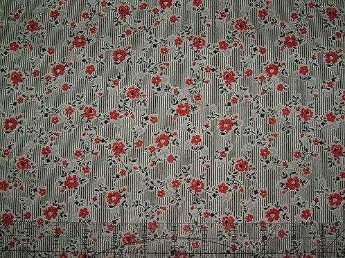 Lecien Fabulous Blooming Col 4 Quilt Fabric