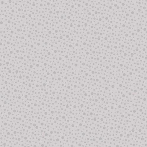 "Lynette Anderson ""Bedrock Basics"" Spots Grey 80430 Col8  Quilt Fabric"