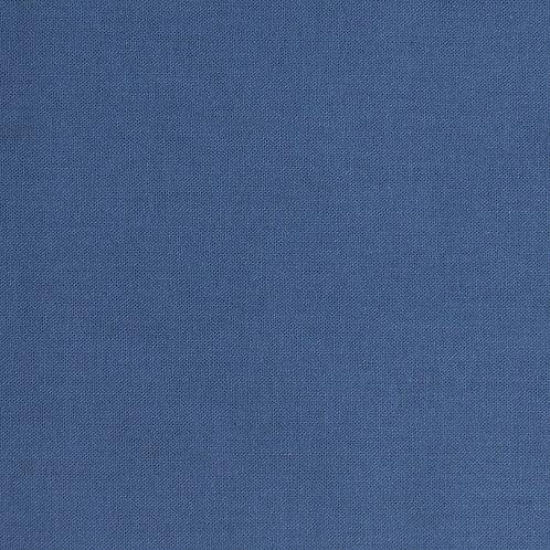 Airforce Blue Homespun Cotton Quilt Fabric