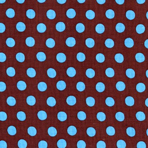 Kaffe Fassett Classics - Spot Brown GP70 BROWN Quilt Fabric