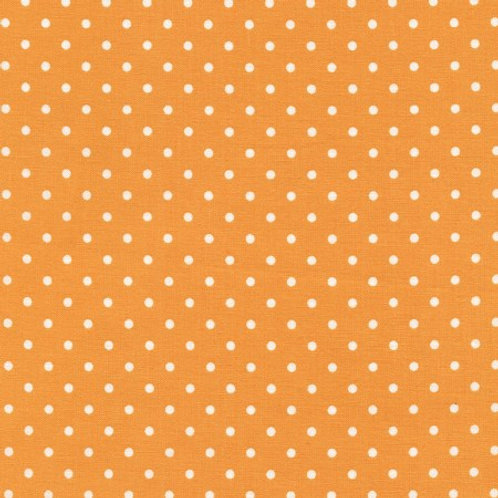 Timeless Treasures Dots - Melon C1820 Quilt Fabric