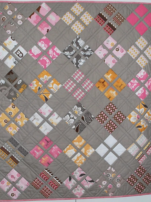 Daisy Baby Quilt Pattern Free Download pdf