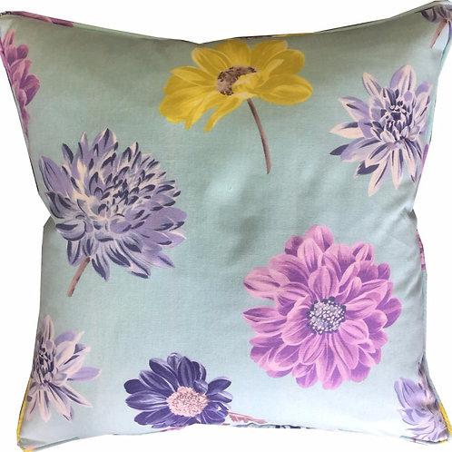 Designers Guild Collerette Aqua Colourway Cushion Cover