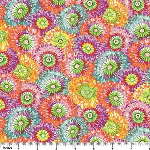 Northcott Poppy Love Floral Quilt Fabric Col 07