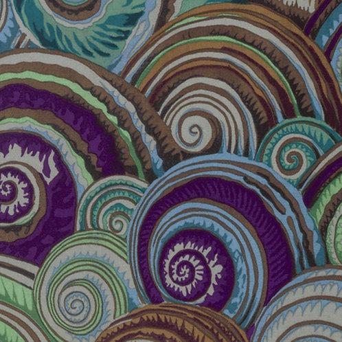 Kaffe Fassett Classics - Spiral Shells PWPJ073 Antique Quilt Fabric