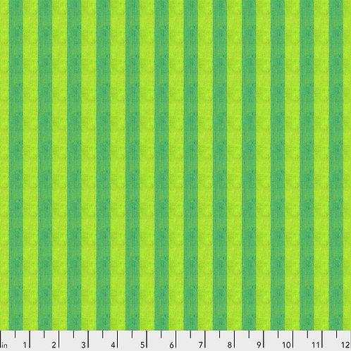 Kaffe Fassett Shot Cotton Stripe SSGP002 GOOSEBERRY Quilt Fabric