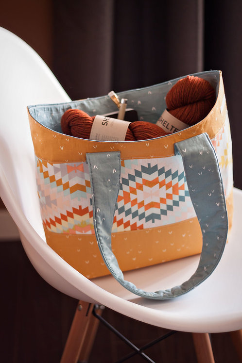 Bucket Tote Bag Pattern Free Download pdf