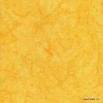 Island Batiks N009-A2 Bright Yellow Foliage Quilt Fabric
