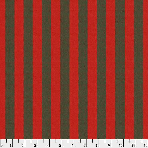 Kaffe Fassett Shot Cotton Stripe SSGP001 CHESTNUT Quilt Fabric