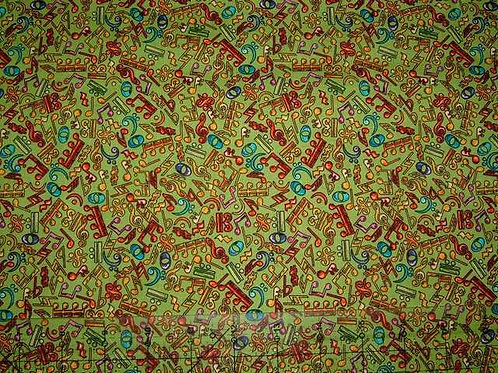 Camelot Dancing Bugs Novelty Quilt Fabric Col 6