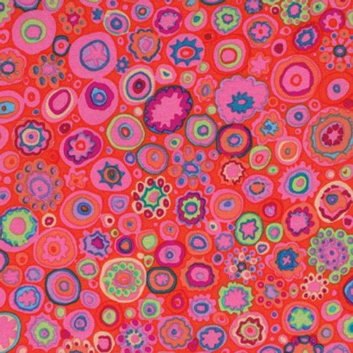 Kaffe Fassett Classics - Paperweight Pink PWGP020 PINKX Quilt Fabric