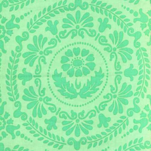 Jennifer Paganelli - PRETTY PLEASE JP13 Mint Quilt Fabric