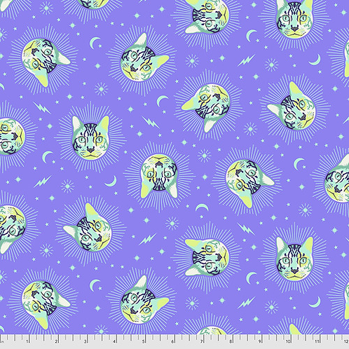 """Tula Pink """"Curiouser"""" Cheshire Daydream PWTP164 Quilt Fabric"""