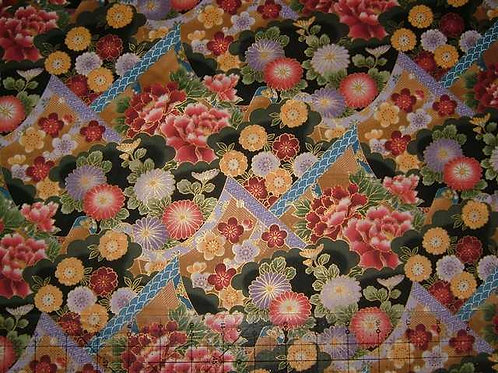 Avlyn Golden Gate Col 08 Quilt Fabric