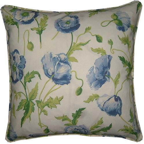 Laura Ashley Freshford Poppy Cushion Cover