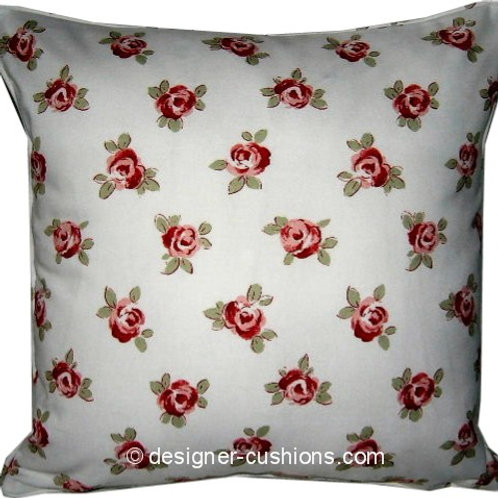 Laura Ashley Bibi Scarlet Cushion Cover