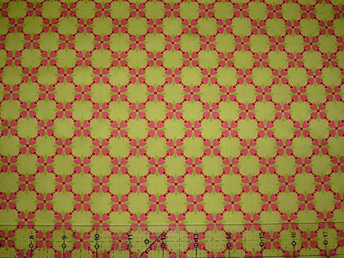 Rosalie Quinlan Sweet Broderie Quilt Fabric Col 3