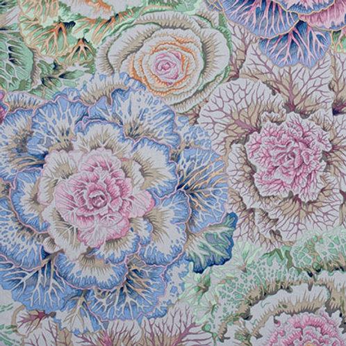 Kaffe Fassett Classics - Brassica Gray PWPJ051 GRAYX Quilt Fabric