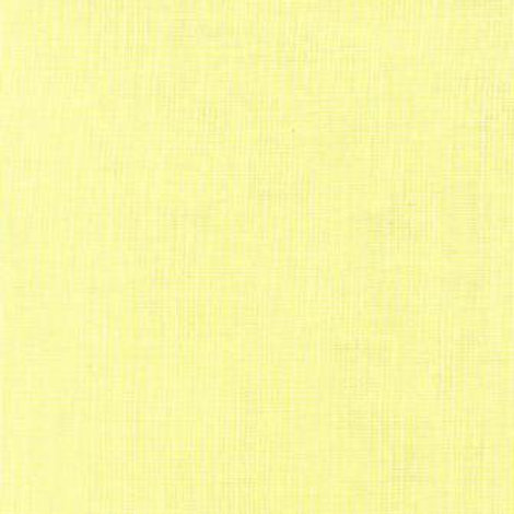 Lemon Homespun Cotton Quilt Fabric