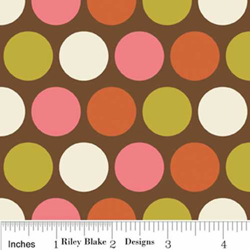 Riley Blake Indian Summer Col 5 Quilt Fabric