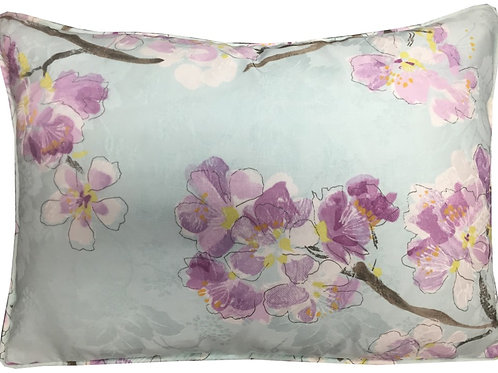 "Designers Guild Cherry Blossom 45x35cm (18x13"") Oblong Cushion Cover"