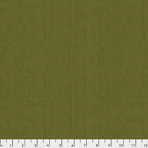 Kaffe Fassett Shot Cotton SCGP107 KHAKI Quilt Fabric