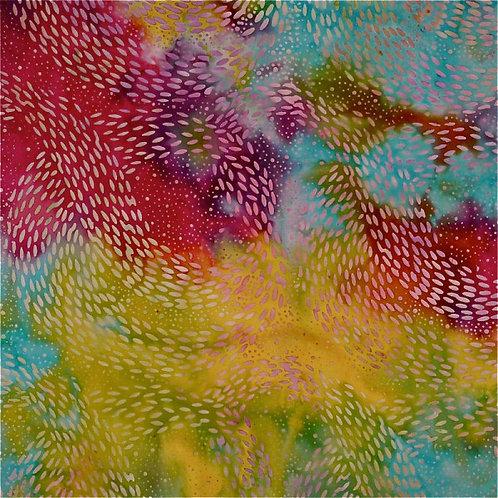 Mirah Zriya Jewel Box Batik Moonshine P/JB-02-5674 Quilt Fabric