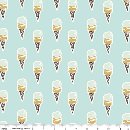 Riley Blake Paris and Company Col 3 Quilt Fabric