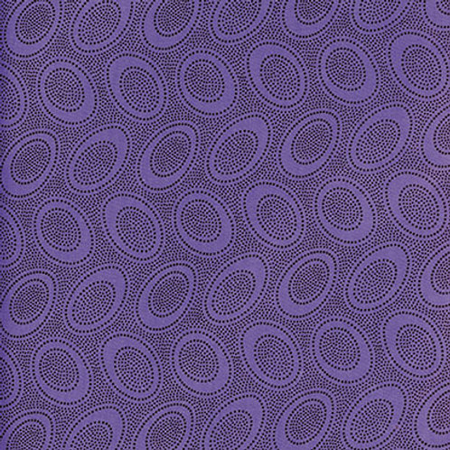 Kaffe Fassett Classics - Aboriginal Dot Periwinkle GP71PERI Quilt Fabric